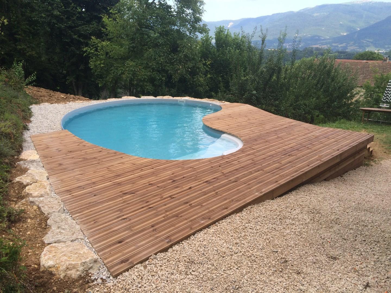 piscine haricot piscine haricot piscine haricot piscine polyester balno photo piscine coque. Black Bedroom Furniture Sets. Home Design Ideas